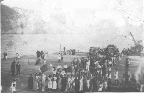 El Puerto de Vueltas, Valle Gran Rey en tiempos de la II Republica