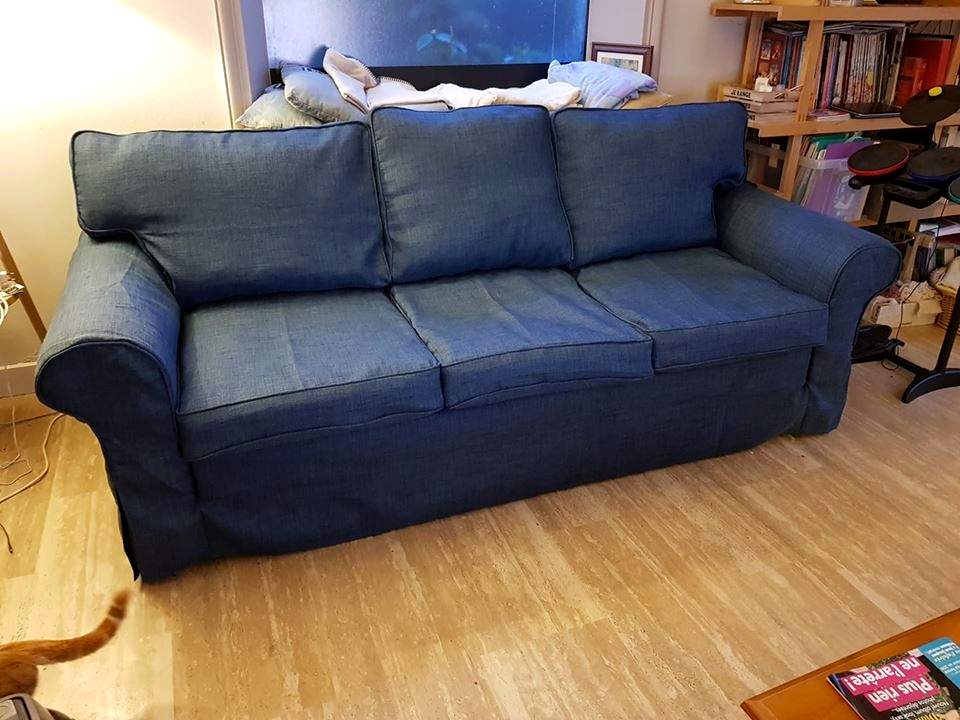 Ikea Rp Sofa In Comfort Works Kino