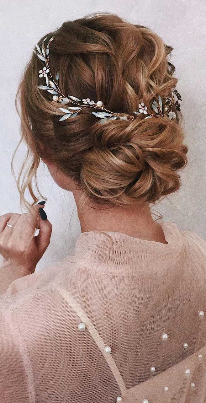 Photo of 64 Chic Updo Hairstyles For Wedding And Any Occasion