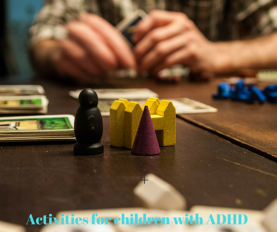 Old-fashioned Games Time to go back to the good old fashion fun, what about good old board games or even picking up a deck of cards. Don't forget simple games are really good for children with a shorter attention span. Small and frequent wins can build self-esteem
