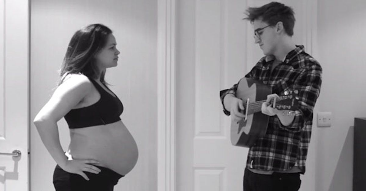 It's safe to say singer and songwriter Tom Fletcher will be a good dad, because he's already been one… since day 1. In this adorable video, the dad-to-be took photos of his wife every single day of her 9 month pregnancy to create the precious time lapse sequence. He also wrote a pretty precious song to go... View Article