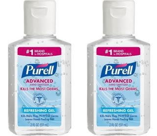 0 75 1 Purell Hand Sanitizer Coupon Only 0 50 At Target 0 96