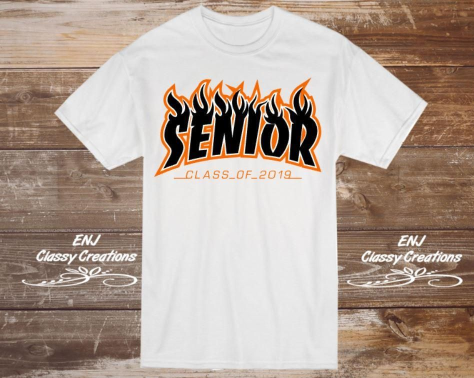 SENIOR CLASS OF 2020 Shirt (With images) Senior class