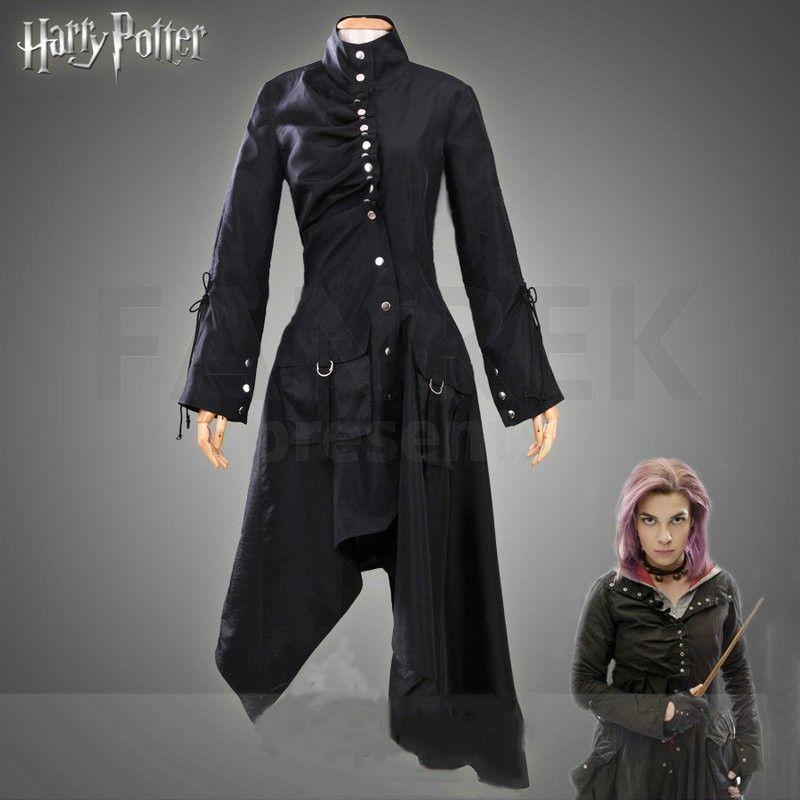 Harry Potter the Phoenix Nymphadora Tonks Coats Costumes for Women