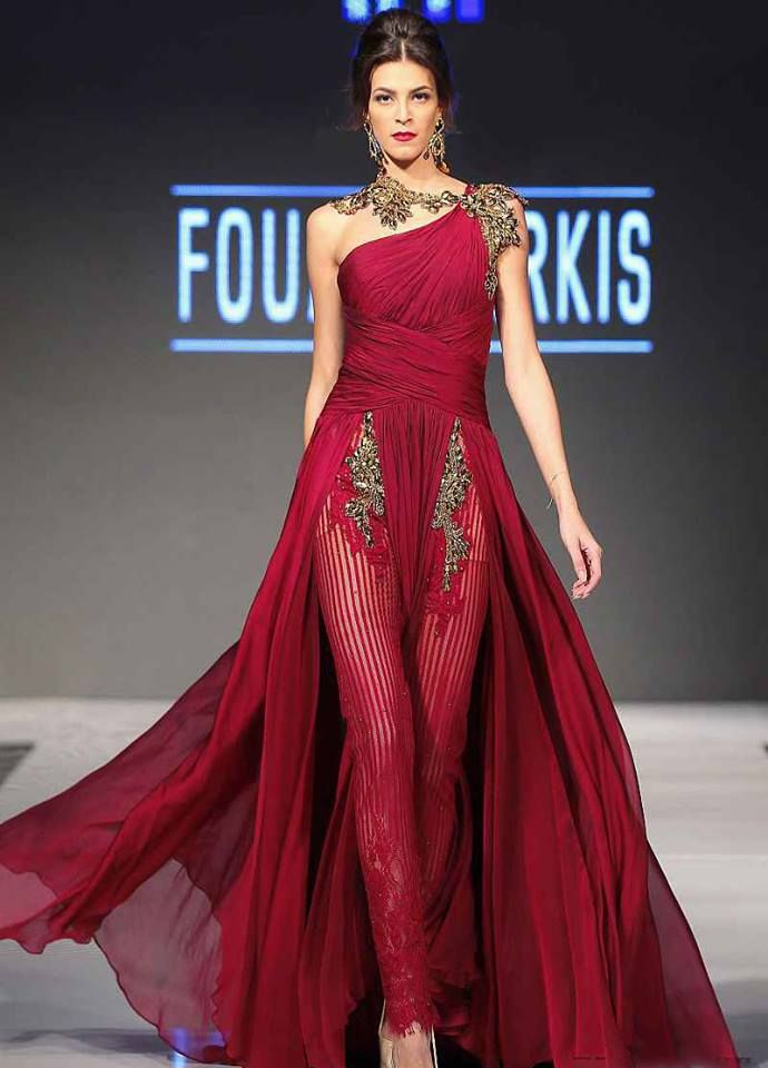 Fouad Sarkis | Designers gowns | Pinterest | Gowns, Couture and Clothes