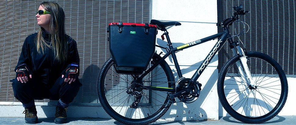 Bikebins British Born British Made Pannier Bag