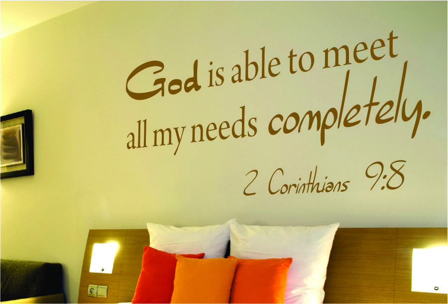 god is able inspirational quotes - Google Search | Bobbette ...