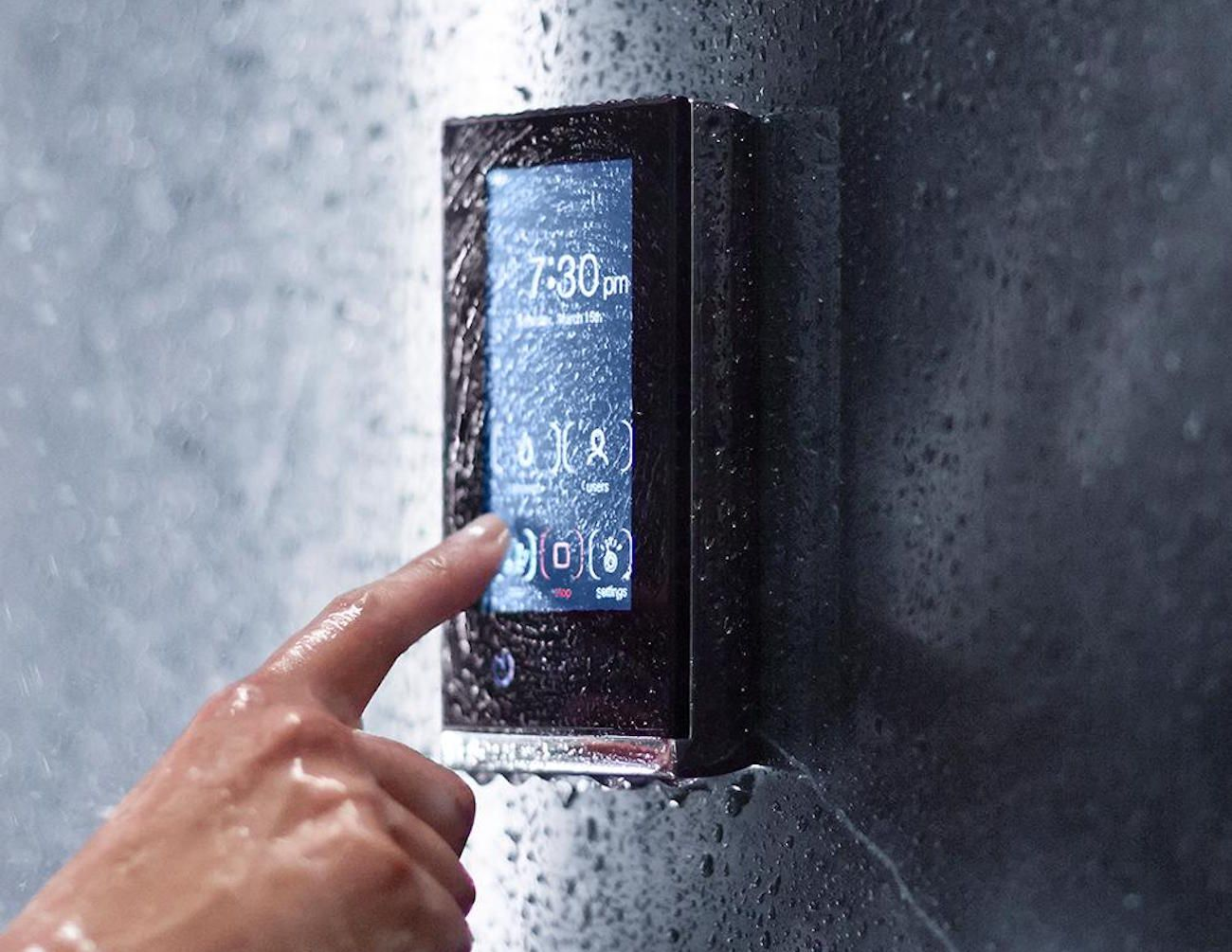 Awesome Kohler DTV+ Digital Shower Interface
