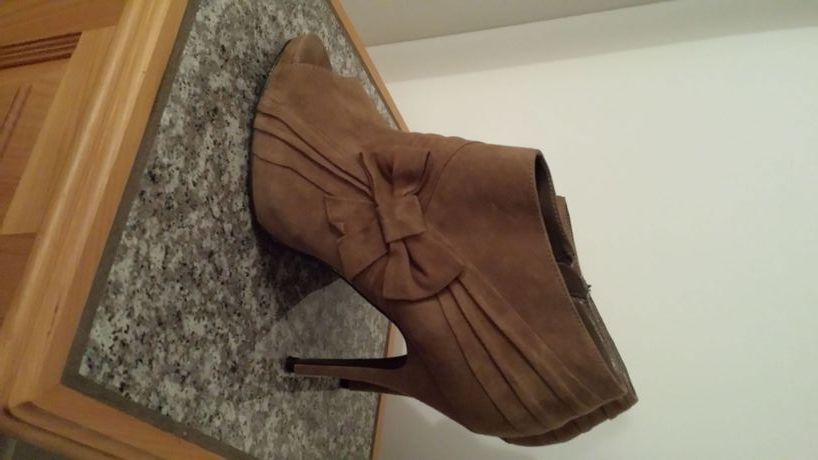 Available @ TrendTrunk.com Aldo Heels. By Aldo. Only $28.00!