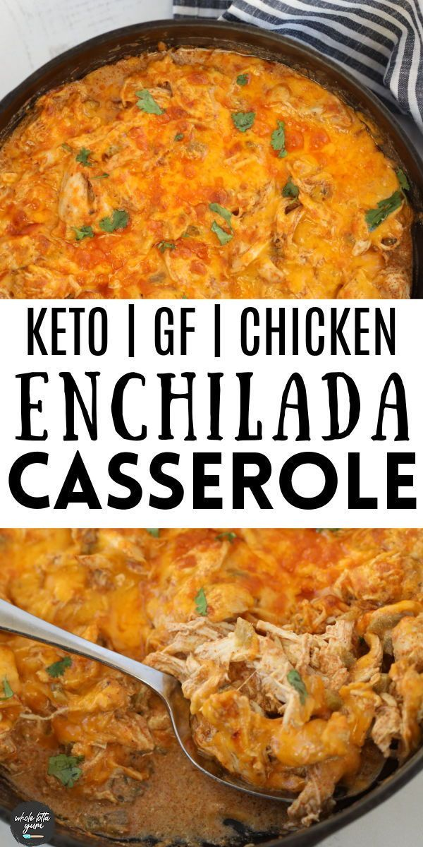 39+ amazing Sour Cream Chicken Enchilada Casserole Keto, GF
