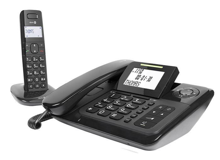 CATALOGUE GENERAL 2015  Doro Comfort 4005  Téléphone Duo filaire et sans  fil. cafd6e41c972