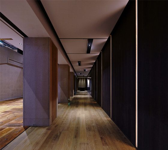 CHAO Hotel by GD-Lighting Design | Hotel interiors