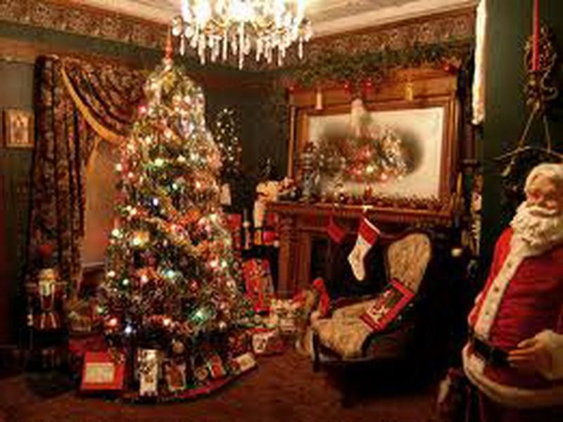 Superieur Images Of Old Fashioned Christmas | 15 Photos Of The Old Fashioned  Christmas Decorating Ideas