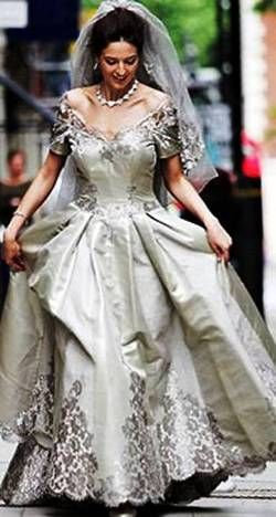 7afb9e7408 While this wedding dress may look ordinary to you