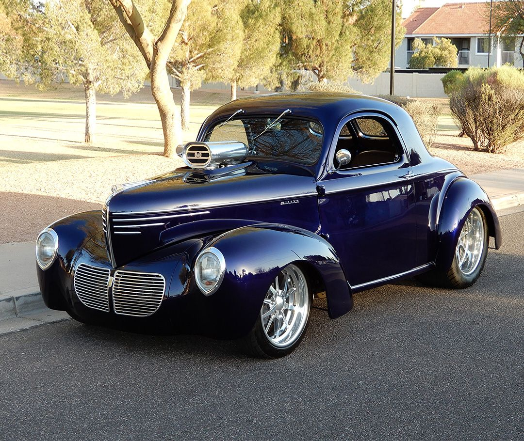 PALM BEACH AUCTION PREVIEW: In 9 Days This 1940 Willys