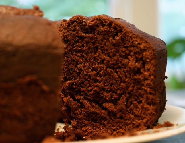 Bolo De Chocolate Simples Receita Bolo De Chocolate Simples
