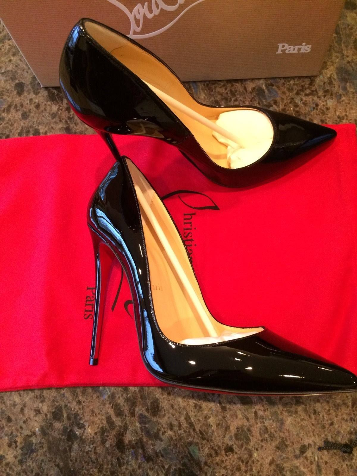 4a63b701ae89 How To Spot #Fake Christian #Louboutin #Shoes | Shoes Guide ...