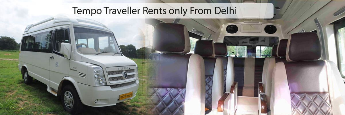 Hire Online 9 Seater Modified Tempo Traveller With 1x1 Seating Configuration For Journey This Kind Of Tempo Traveller Also Travel Travel Agency