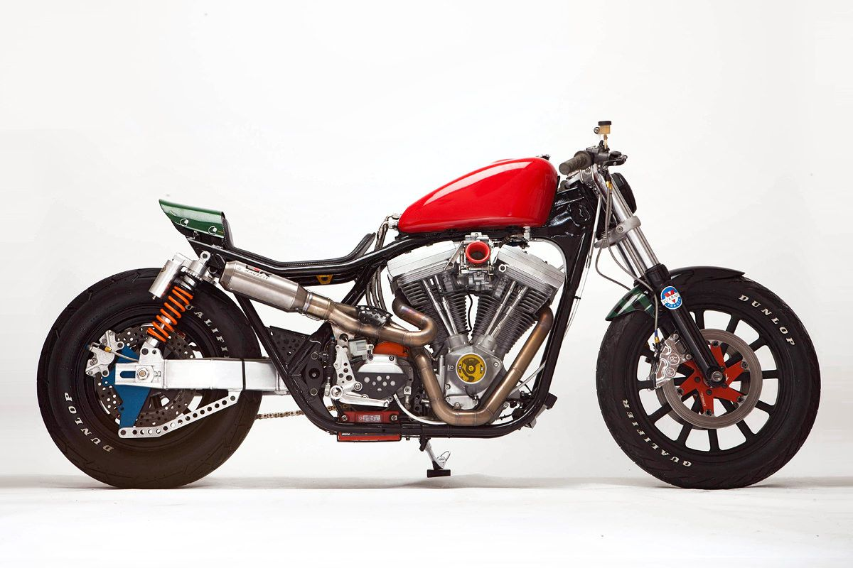 The Wright Stuff: Church Of Choppers FXR | Choppers, Custom harleys ...