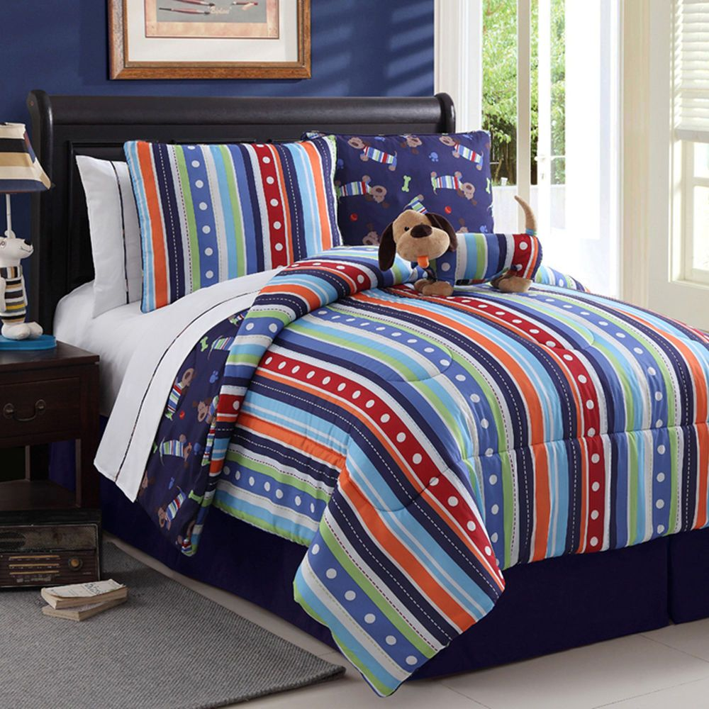 Full size comforter sets for boys - Full Size Comforter Sets For Boys 4