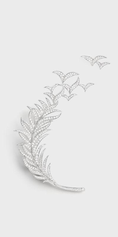 Nature Triomphante - 26 Vendôme - Haute joaillerie - Boucheron France