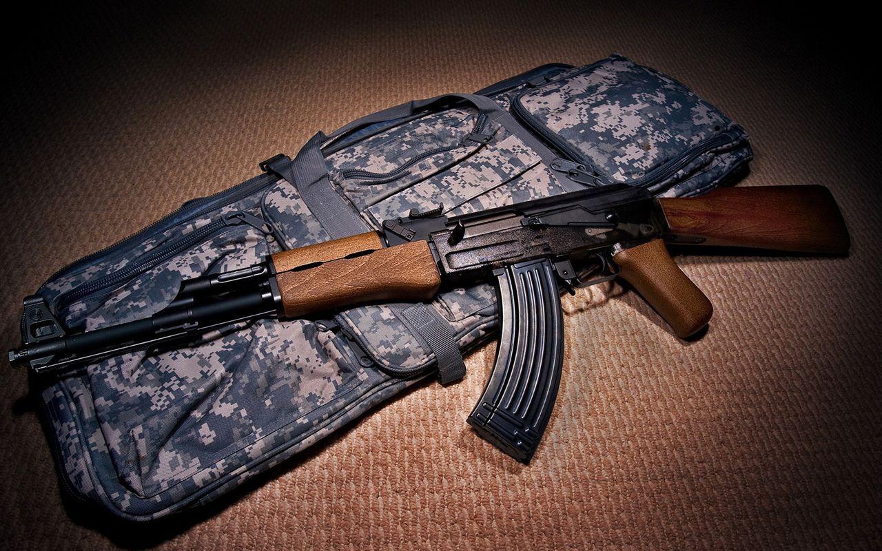 AK 47 HD Images