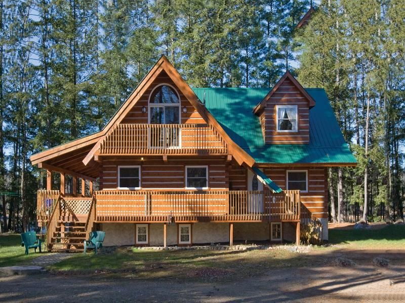 How To Add On To An A Frame Cabin How To Build A Log Cabin