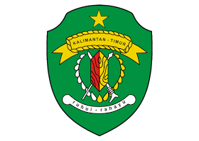 Logo Provinsi Kalimantan Timur Vector Free Logo Vector Download Kalimantan Indonesia Hutan Hujan