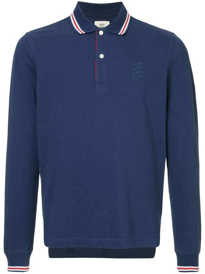 Kent & Curwen classic longsleeved polo shirt | Polos in 2019