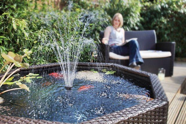 Attraktiv Liebenswert Garten Ideen Mit Wasser Eigenschaften #Garten #Gartenplanung # GartenIdeen