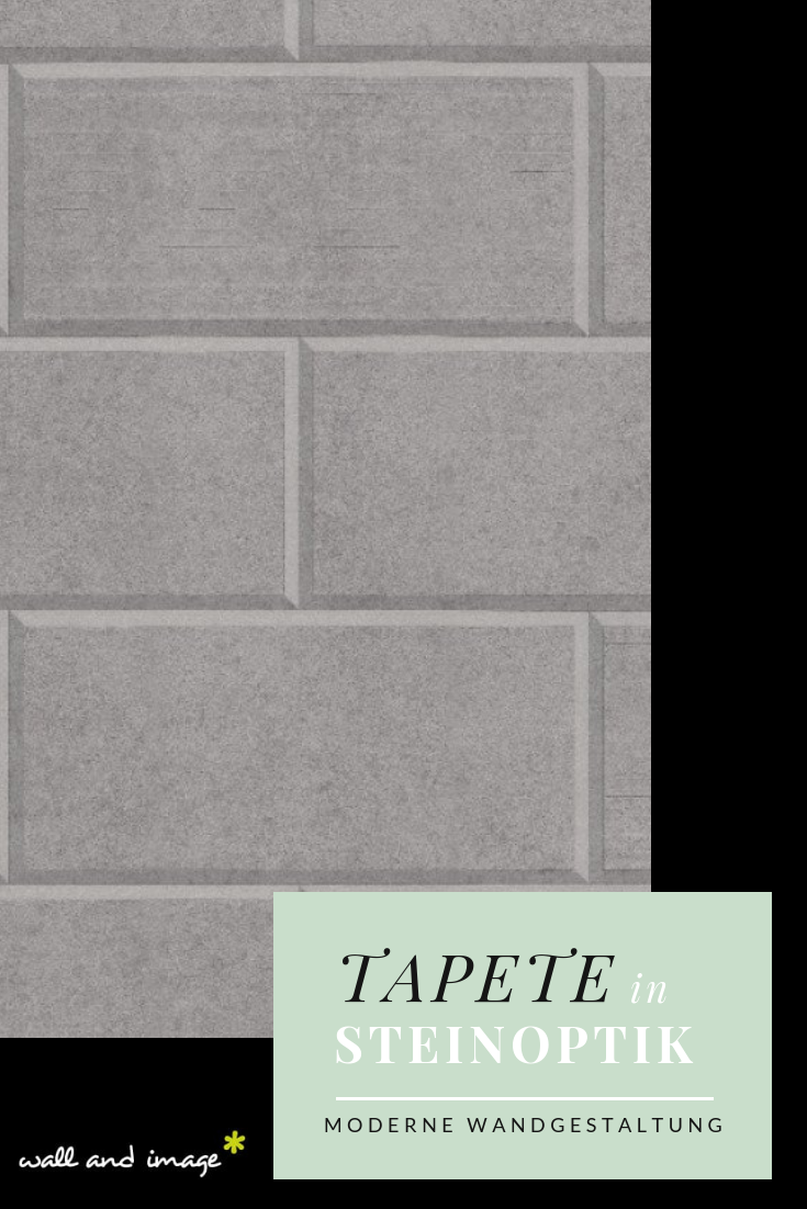 Luxus Stone col. 20 | Tapete steinoptik, Steintapete und ...