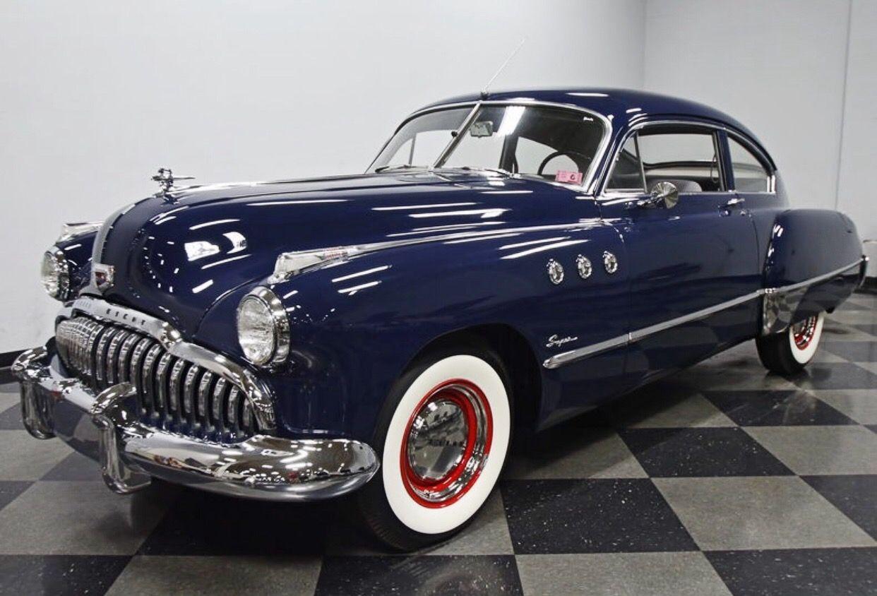 49 Buick Super Sedanette | eBay: 272398471862 | Cars, Cars, Cars ...
