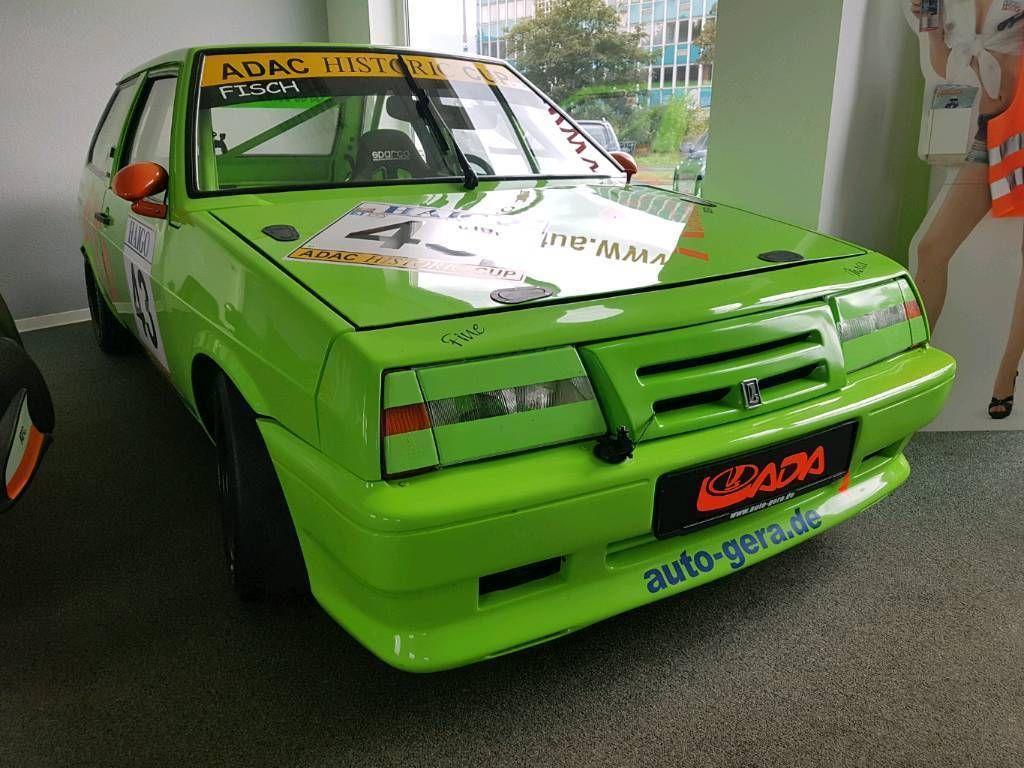 Zum Verkauf Steht Hier Ein Lada Samara 1989 1300er Motor