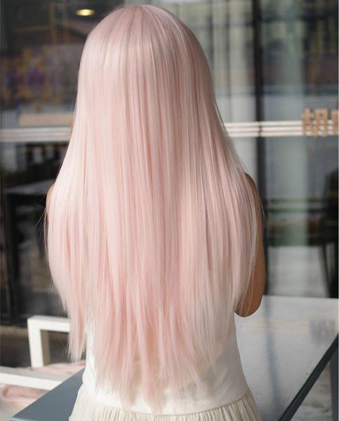 Pink Hair 50 Best Hairstyles Hair Styles Dyed Hair