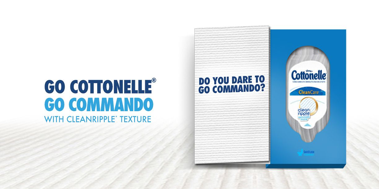 Toilet Paper and Flushable Wet Wipes | Cottonelle® | Free Samples ...
