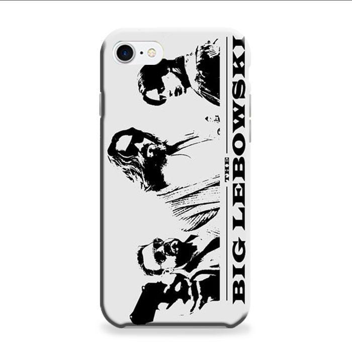 The Big Lebowski Black iPhone 7 Plus 3D Case