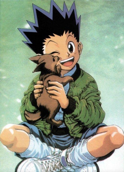 Hunter X Hunter Gon Freecss Wallpaper Wallpapercasa Hunter Anime Hunter X Hunter Anime