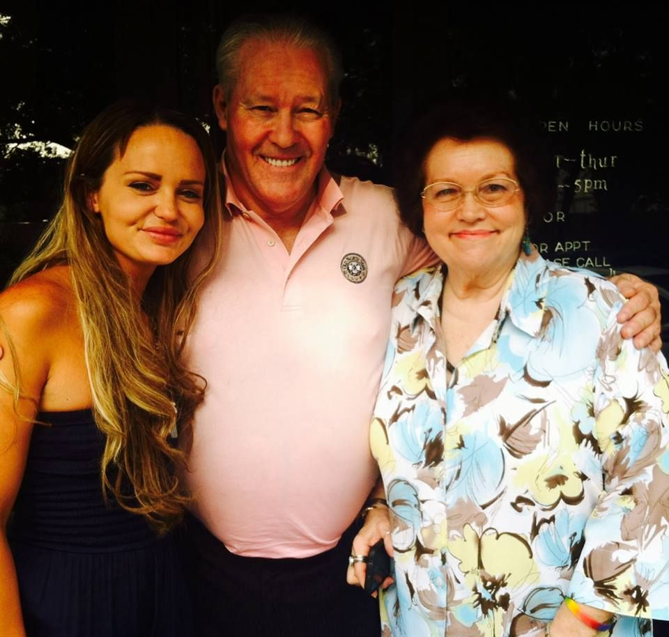 Christy Chilton Sag Aftra Actor Sean Collins And Legendary Casting Director Bobbi Hill In Tampa Florida Tampa Christy Actor Women