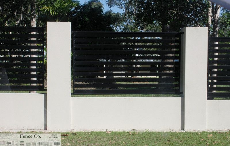 Custom Slat Panels for pier width