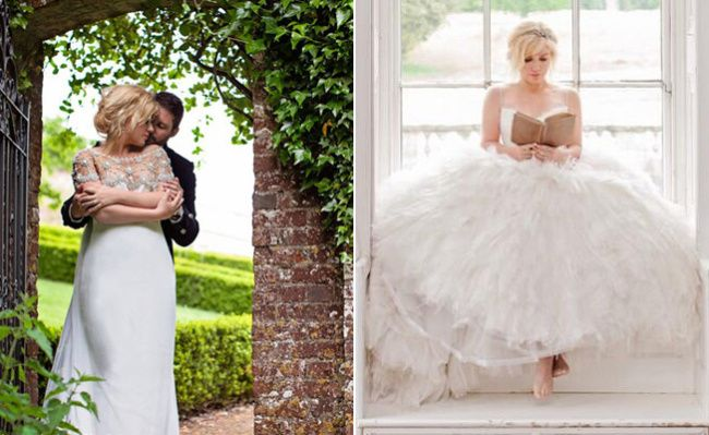 Ideas advice kelly clarkson engagement shoots and for Kelly clarkson wedding dress replica
