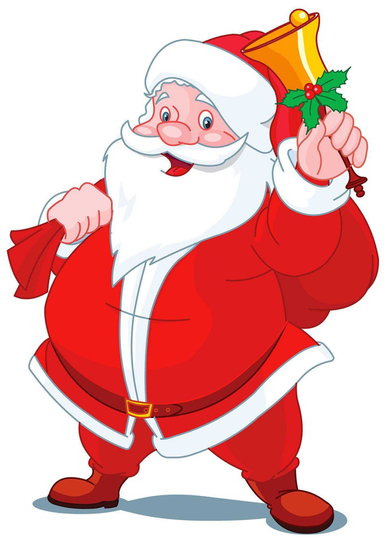 Immagini Di Natale Da Stampare Gia Colorate.30 Disegni Di Babbo Natale Gia Colorati Da Stampare Babbo