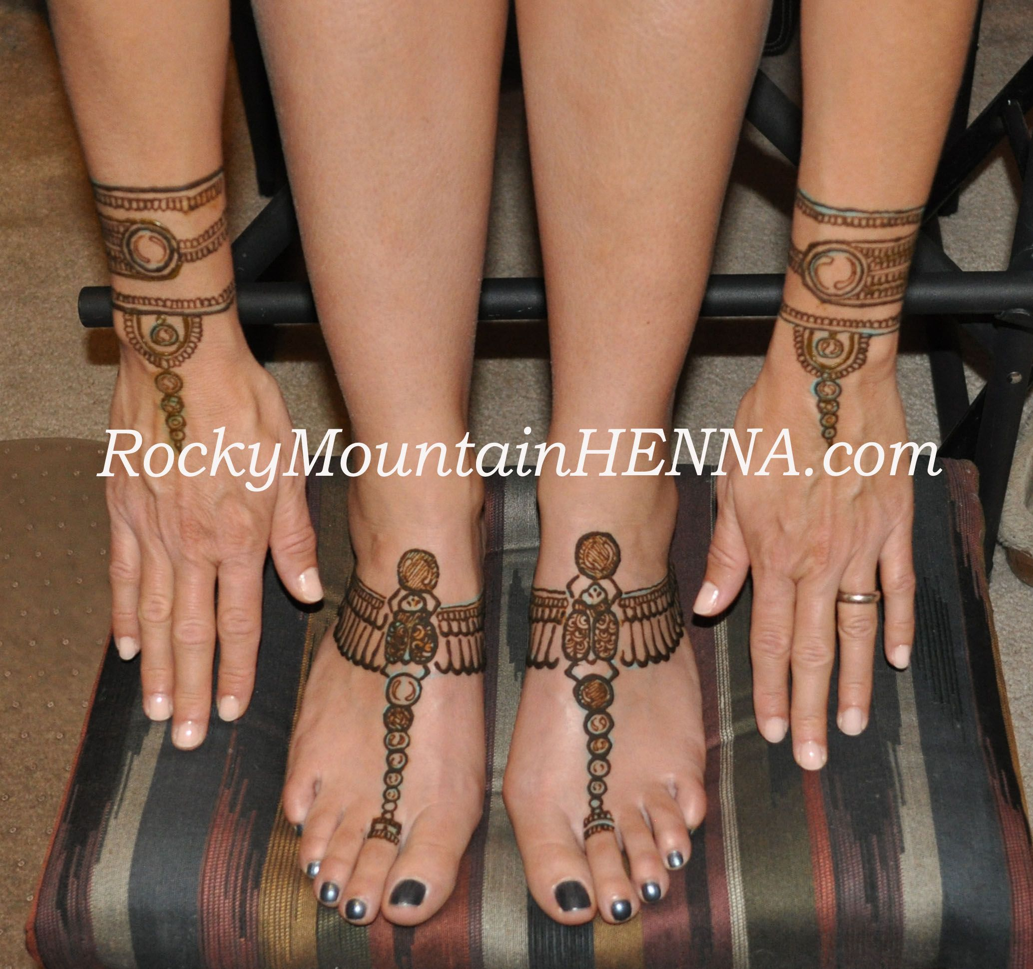 Egyptian Henna Designs: Pin On Amazing Ink
