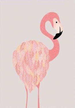illustration flamant rose flamingo pinterest flamingo quilt patterns and quilts. Black Bedroom Furniture Sets. Home Design Ideas