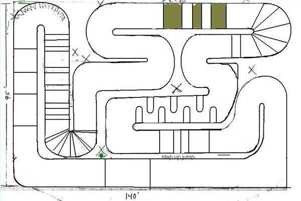 rc track design