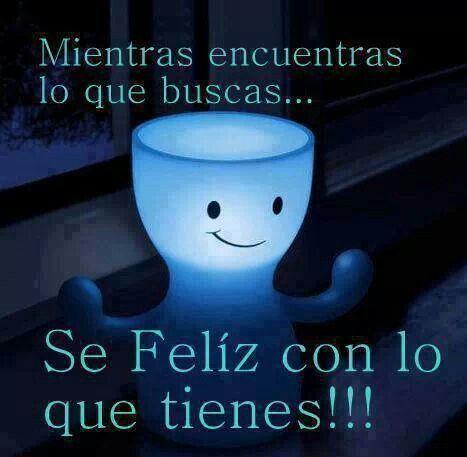 A ser felices!!!