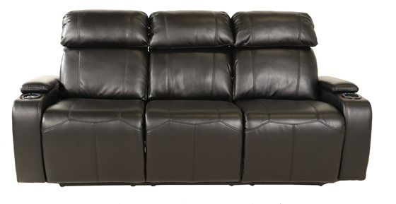 Transformer Black Power Reclining Sofa In 2019 Sofas