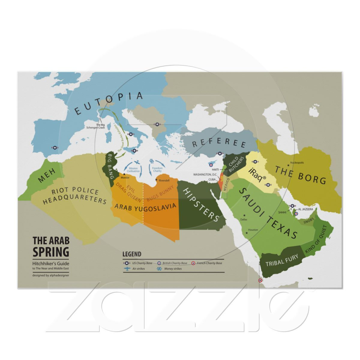 guide to the arab spring lol