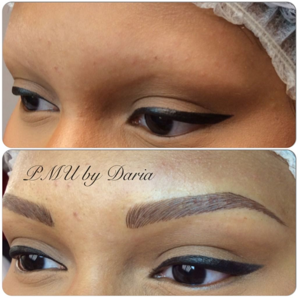 Semi permanent eyebrow tattoo nyc the art of beauty for Eyebrows tattoo price