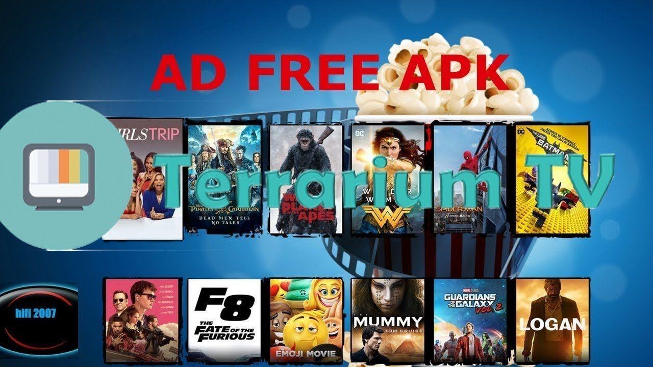 TERRARIUM TV AD FREE PREMIUM v1 9 5 NO FORCED PLAYER