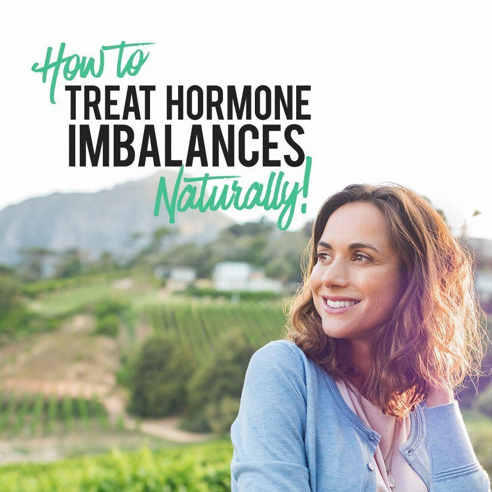 How To Treat Hormone Imbalances Naturally Hormone